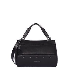NWT Juicy Couture Black Crestwood Bowler Bag